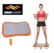 Bekend van TV VibroShaper trilplaat - fitness - body shaper