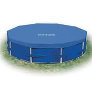 Intex Afdekzeil voor frame zwembad van Ø366cm
