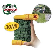 Bekend van TV Flexi Wonder Pro - Flexible Tuinslang - 30 Meter