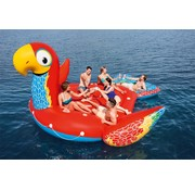 Bestway Floatin' Fashion - opblaasbare SUPERSIZED Papegaai XXL 475x388cm