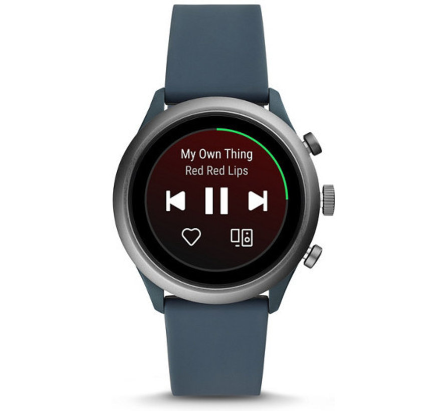 Unisex smartwatch sport Gen 4S FTW4021 - Smokey Blue