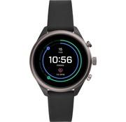 Fossil Unisex smartwatch Sport Gen 4S FTW6024 - zwart