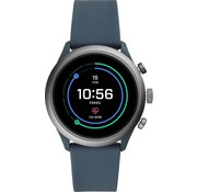 Fossil Smartwatch Heren Sport Gen 4S FTW4021 - Smokey Blue