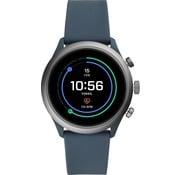 Fossil Unisex smartwatch sport Gen 4S FTW4021 - Smokey Blue