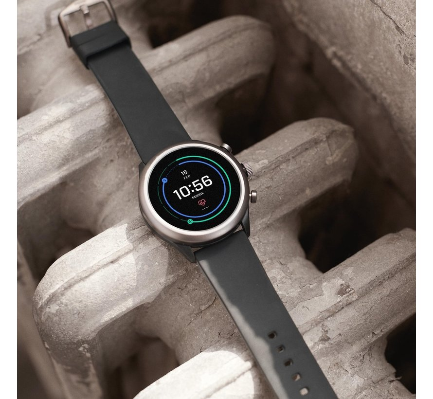 Unisex smartwatch Sport Gen 4S FTW6024 - Black