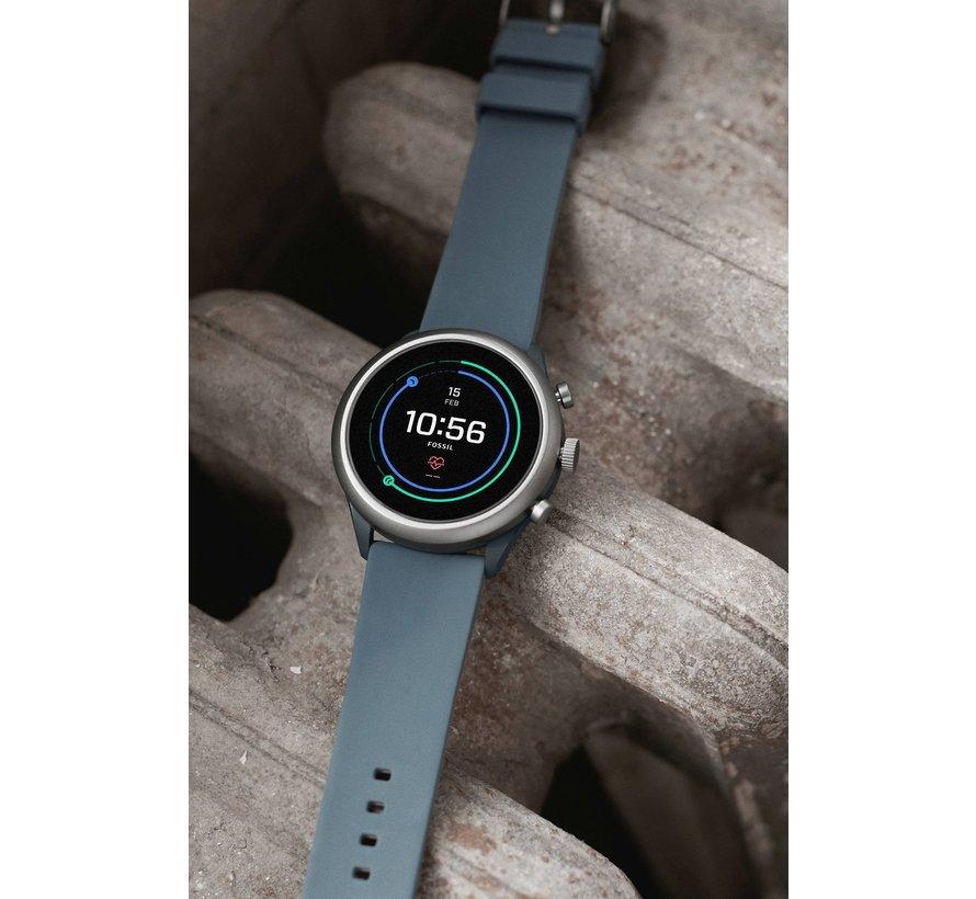 Smartwatch Heren Sport Gen 4S FTW4021 - Smokey Blue