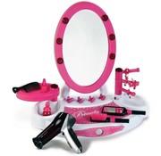 Theo Klein Braun Beauty salon met haardroger en accessoires