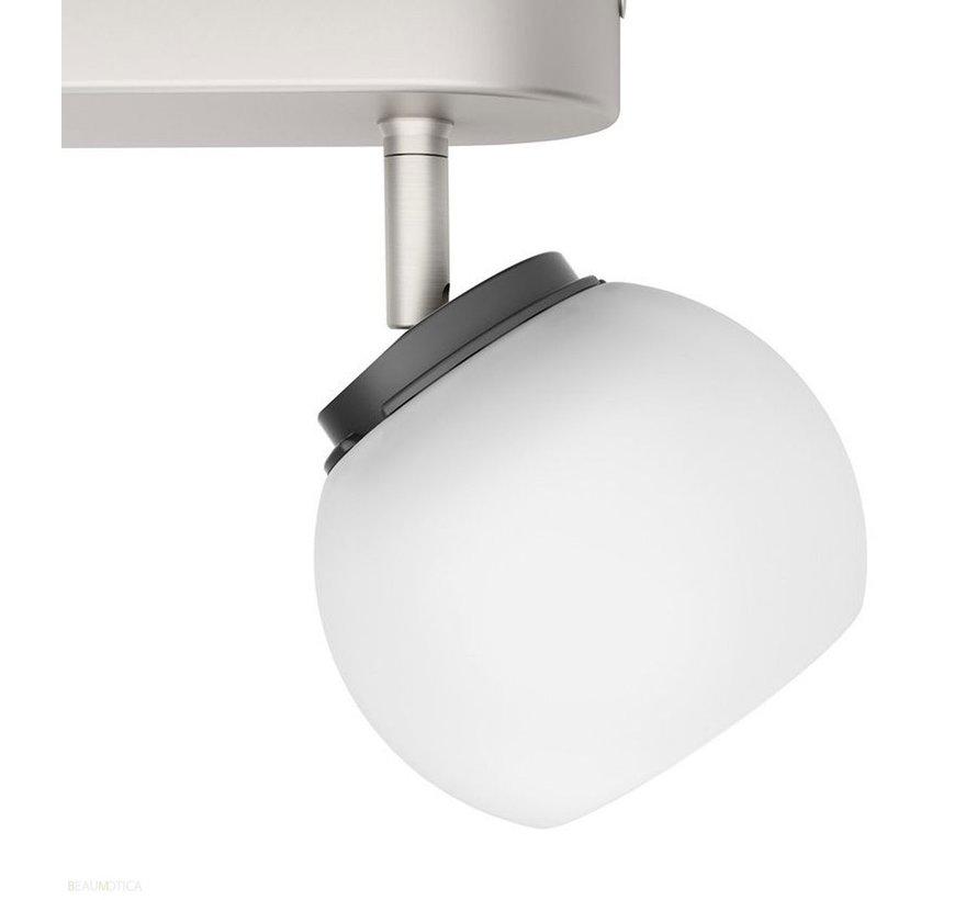 MyLiving Balla plafondlamp mat chroom 4W (3-spots)