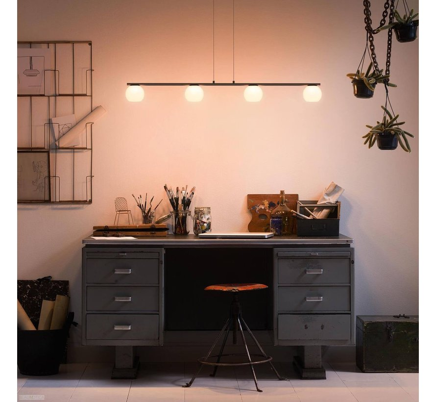 MyLiving Varande plafondlamp brons 4,5W (4-spots)