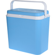 Excellent Cool Solutions Draagbare koelbox - 24 Liter - Lichtblauw