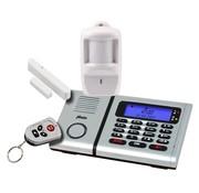 Alecto Draadloos Alarmsysteem met Telefoonkiezer PSTN DA-220