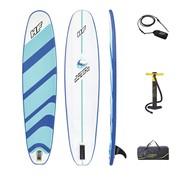 Hydro Force Opblaasbaar surfboard / SUP board - Compact surf 8