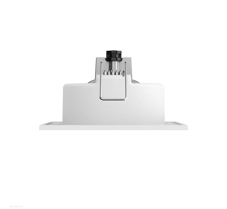 MyLiving LED Casement Inbouwspot Grijs 4,5W (set van 3)
