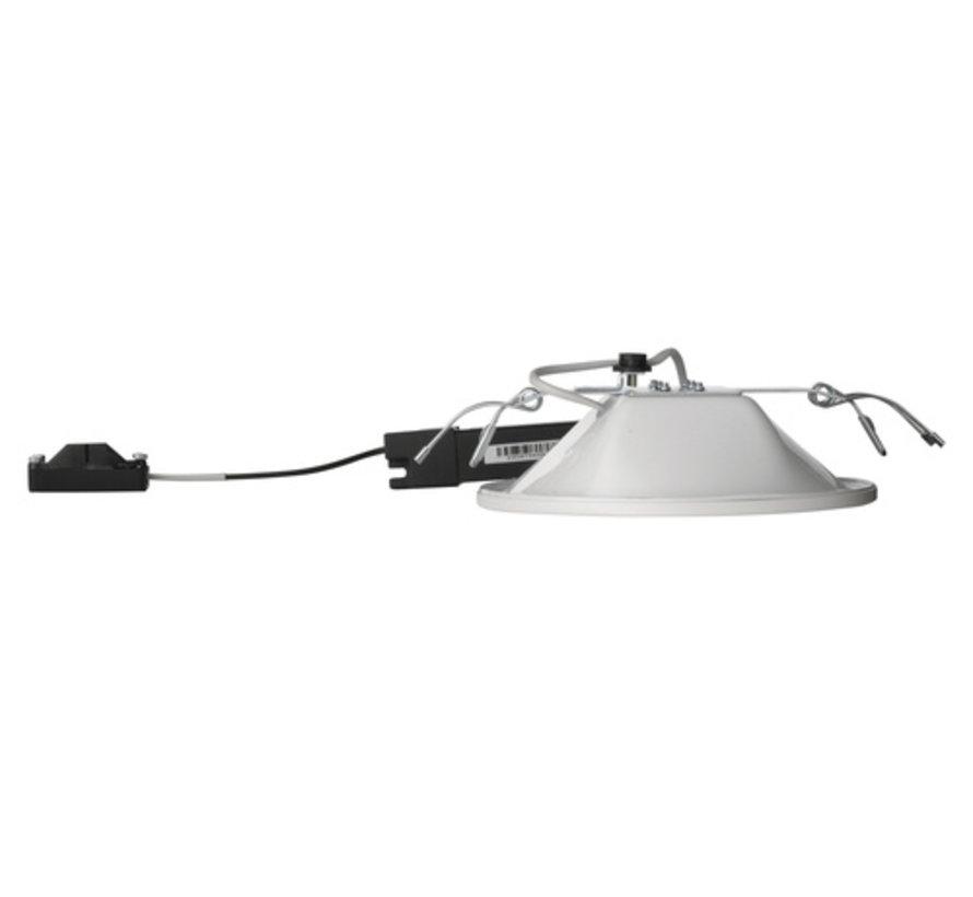 MyLiving Mercure Verzonken spot Wit LED 7,5 W