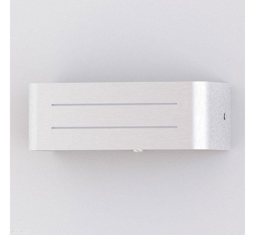 MyLiving Ebony aluminium wandlamp