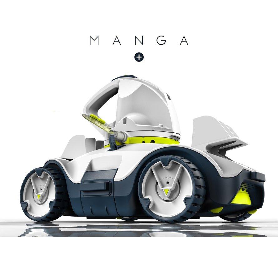Manga RC32 PLUS - volautomatische zwembad bodemstofzuiger