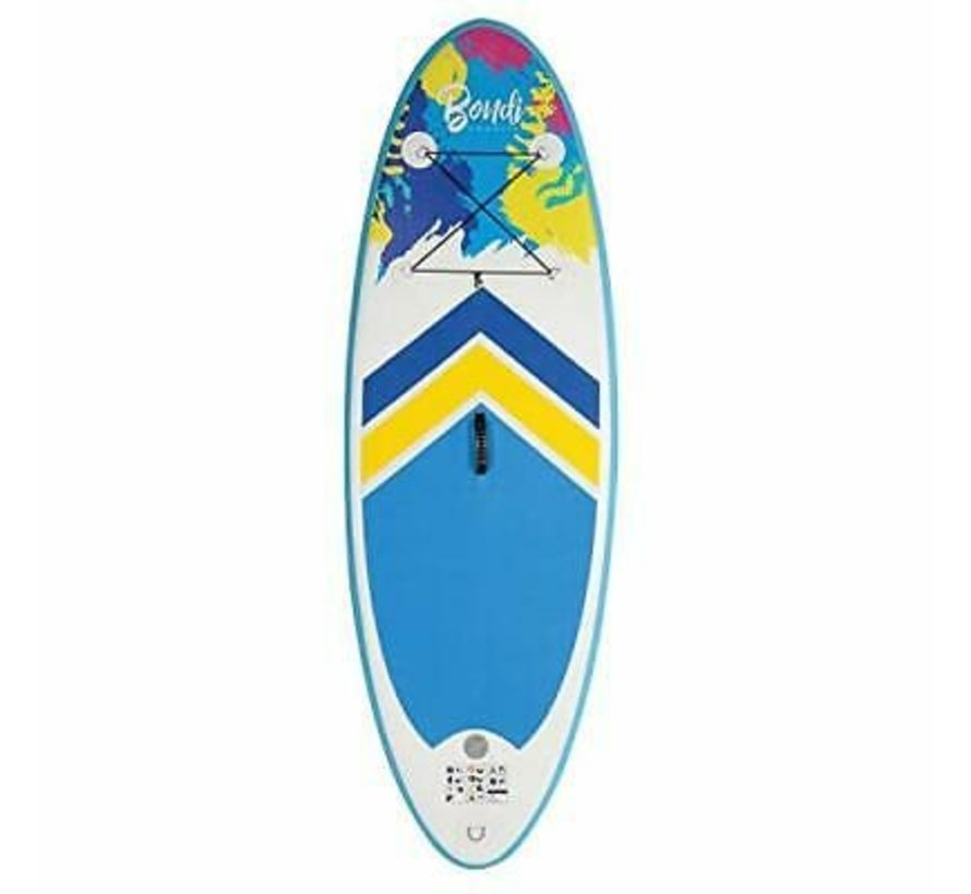 Opblaasbaar kinder SUP board - Bondi Aquatic - Complete set!