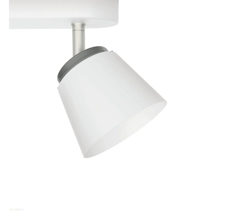 MyLiving LED Dender plafondlamp - wit 4W (2-spots)