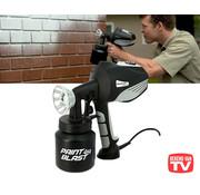 Paint Blast 4x4 Max Elektrisch Verfpistool - verstelbare sproeikop - 600W - LED - Bekend van TV
