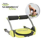 Wonder Core Twist Buikspiertrainer met 360° roterende disc