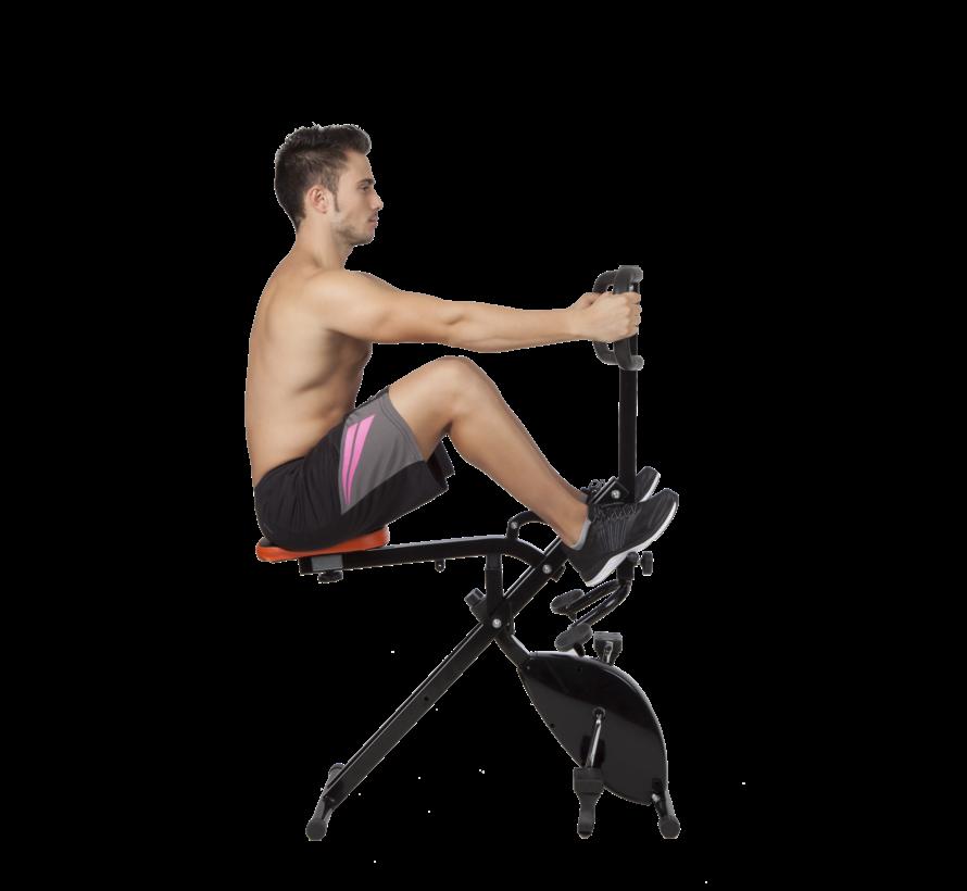 Evolution 2-in-1 bodytrainer & hometrainer - Fitnessapparaat