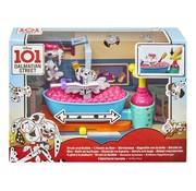 Mattel Disney 101 Dalmatiërs - Street Borstel en Was - Dolly