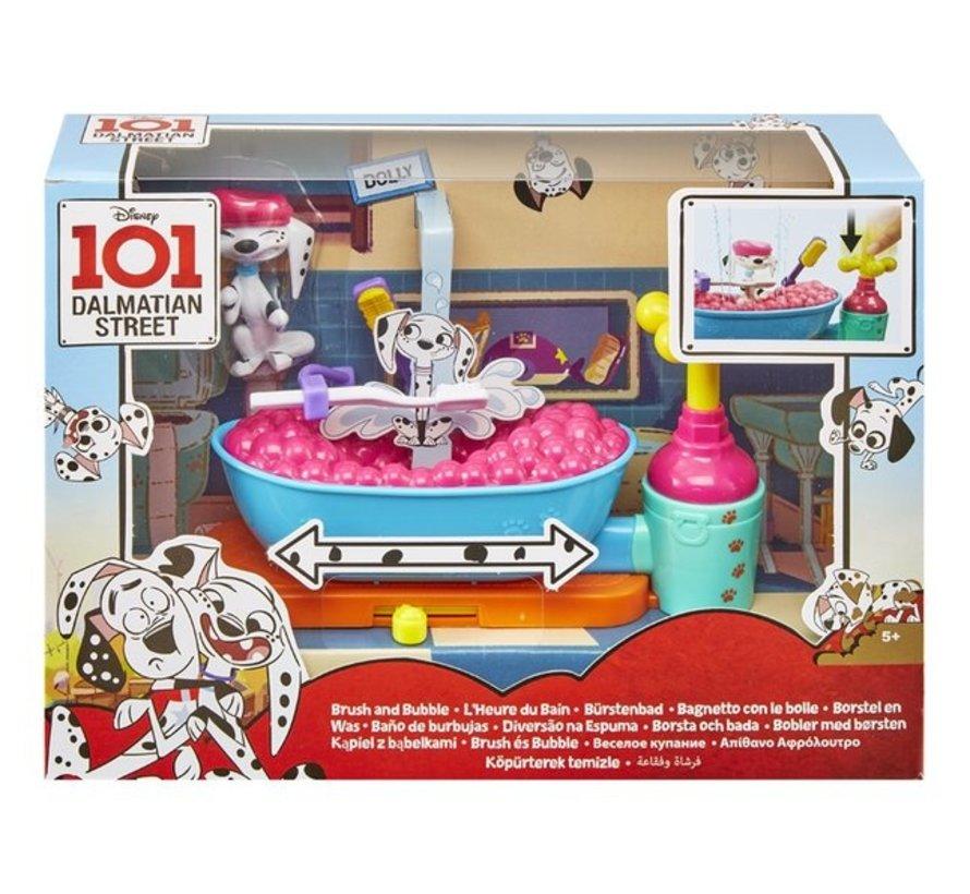 Disney 101 Dalmatiërs - Street Borstel en Was - Dolly