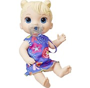 Hasbro Baby Alive - Babypop Sweet met geluid - Blond