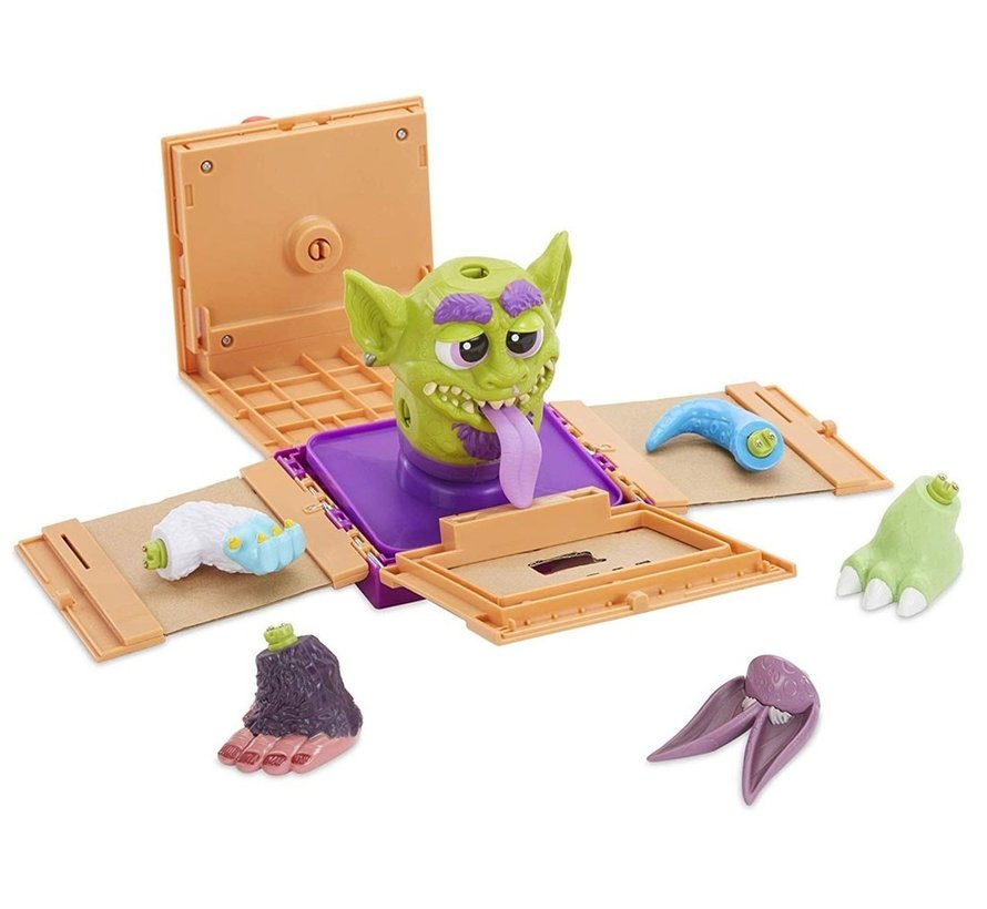 Surprise - KABOOM BOX - Troll GOBBIE
