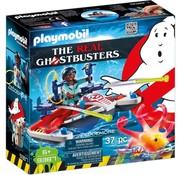 Playmobil The Real Ghostbusters™ - Zeddemore met waterscooter - 9387