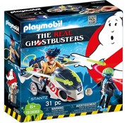 Playmobil The Real Ghostbusters™ - Stanz met luchtmotor - 9388