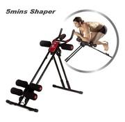 5 Minute Shaper Buikspier trainer - buikspierbank verstelbaar - fitness toestel - core trainer