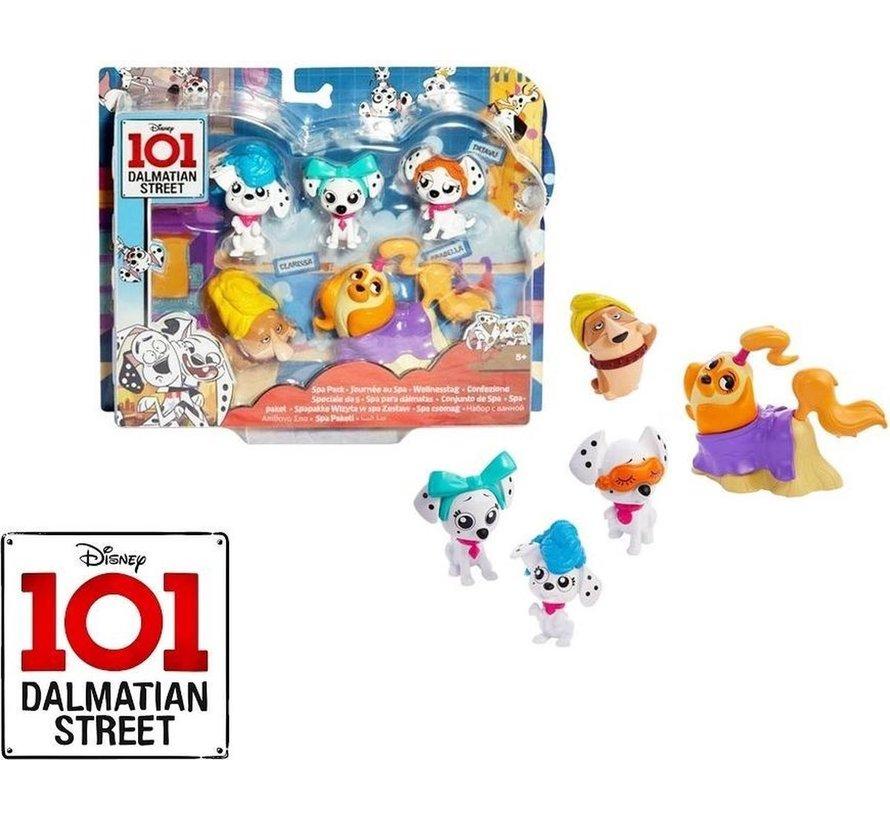 Disney 101 Dalmatiërs - Street Multipack Figuurtjes - Wellnessdag