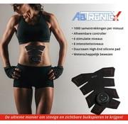 Abtronic X8 Buikspiertrainer - Ab Trainer - met EMS Technology - Bekend van TV
