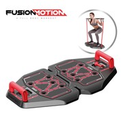 Fusion Motion Multifunctioneel fitnessapparaat voor thuis (8-in-1)