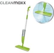 Cleanmaxx Spray Mop - vloerreiniger / vloerwisser met sproeikop - 600ml tank - groen