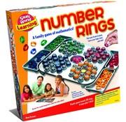 Creative Number Rings - Bordspel - vanaf 8 jaar