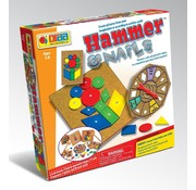 Orda Hammertje tik - Uitgebreid spel - Leeftijd 5 tot 8 jaar