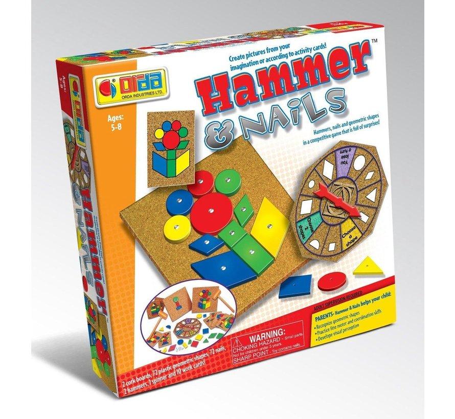 Hammertje tik - Uitgebreid spel - Leeftijd 5 tot 8 jaar