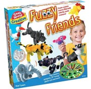 Creative Fuzzy Friends - Ontwerp en knutsel je eigen diertjes
