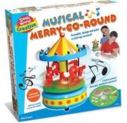 Creative Musical Merry-Go-Round - Maak je eigen opwindbare Carrousel