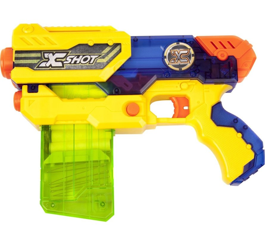 X-SHOT Promo Pack - Large Max Attack And Small Hurricane