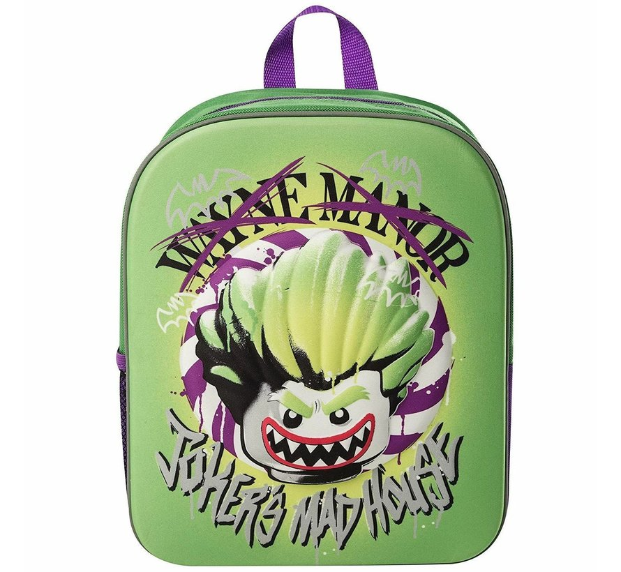 Joker Junior 3D rugzak - Jokers Madhouse - rugtas