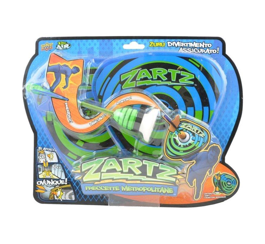 Zartz Fun Pack - Soft darts werpspel