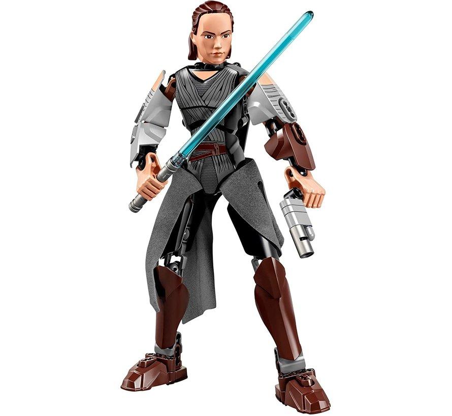 LEGO - Star Wars - Rey - 75528 (85-delige set)