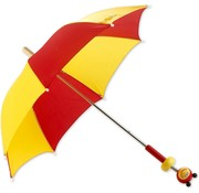 Classic World Paraplu Lieveheersbeestje - Hout - Ø 66 cm