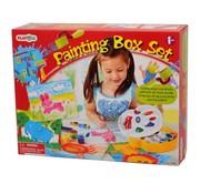 Playgo Painting Box Set - Complete schilderset voor kinderen
