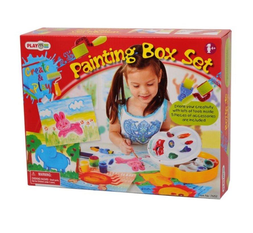 Painting Box Set - Complete schilderset voor kinderen