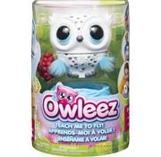 Spin Master Owleez Snowy - Interactieve Vliegende Babyuil - Wit - Oplaadbaar