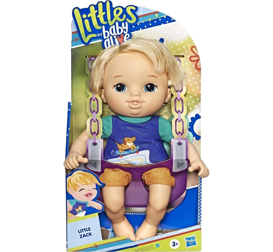 Baby Alive Littles - Babypop Kleine Zack